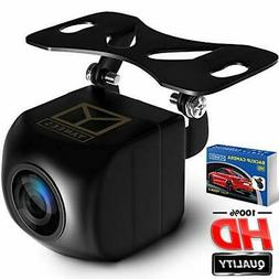 Yanees Backup Camera Night Vision - HD 1080p - Car Rear View