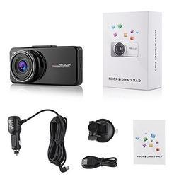 Emmabin Car Dash Cam 1080P Car Camera, Car Video Recorder Ca