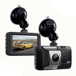 Car Driving Record <font><b>1080P</b></font> HD Car Camera D