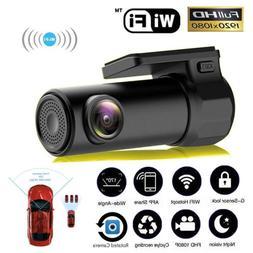 Car DVR Dash Cam FC106 Smart WiFi DVR 5MP Camera 170 Degree
