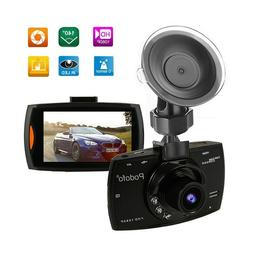car DVR driving safety camera recorder 2.4 inch driving reco