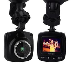 LtrottedJ HD 1080P Car DVR Vehicle Camera Video Recorder Das