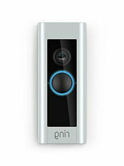 Certified Refurbished Ring Video Doorbell Pro, Works with Al