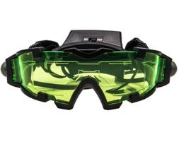 Children Adjustable LED Night Vision Goggles With Flip-Out L