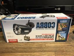 Cobra HD Color Wireless Surveillance Camera with Night Visio