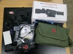 Complete Kit ATN X Sight II 2 HD IR Night Vision 3-14 Rifle