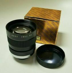 Computar V5013 CCTV NV Camera Lens, 50mm F1.3 14:6 C Mount M