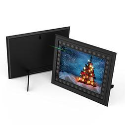 Conbrov T10 HD 720P Photo Frame Hidden Spy Camera Night Visi