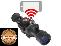 ATN Corporation X-Sight II Rifle Scope 3-14x Smart HD Digita
