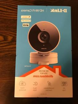D-Link HD 720p Wi-Fi Indoor Security Camera, DCS-8010LH-US,