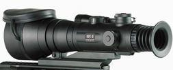 Bering Optics D-760U 6x83 Gen 3+ Premium Night Vision Sight,