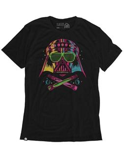 """INTO THE AM """"Darth Raver"""" STAR WARS INSPIRED Men's Tee T Shi"""