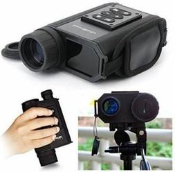 LaserWorks Day And Night Multifunction Laser Rangefinder Nig