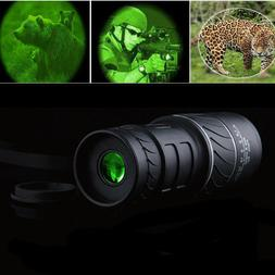 Day&Night Vision 40X60 HD Optical Monocular Hunting Camping