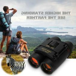 Day/Night Vision 30x60 Zoom Binoculars Travel Hunting Campin