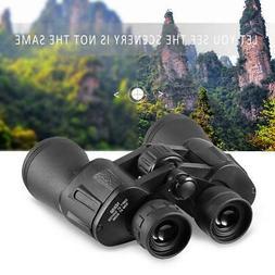 Day Night Vision Binoculars 10 x 50 Zoom Outdoor Travel Wate