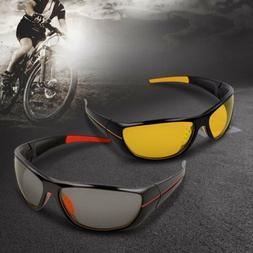 HD Night Vision Glasses For Driving Polarized Aviator Sungla