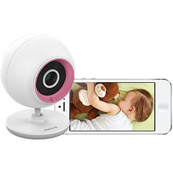 D-link Dcs-700l Wireless Day/night Baby Monitor Camera W/aud