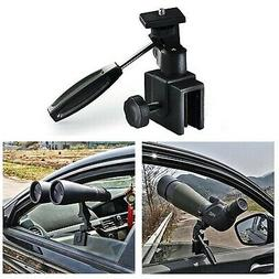 SOLOMARK Deluxe Vehicles Car Adjustable Window Mount for Spo