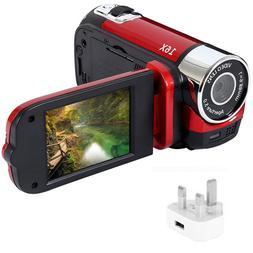 Digital Camera 1080P Video Record Clear Night Vision Anti-sh