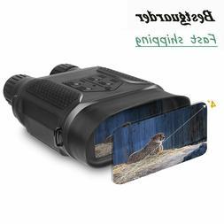 Digital Infrared Binoculars 1280x720p HD Photo Hunting 7x31