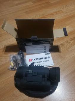 Bushnell Digital Night Vision 6X50mm Equinox Z Rifle Mount B