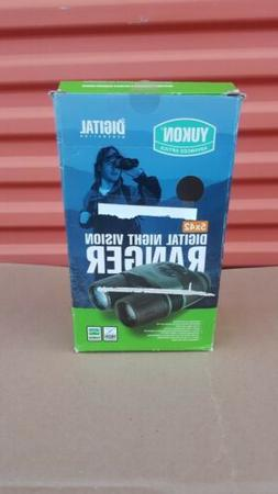 Yukon Digital Night Vision Ranger 5x42 Binoculars