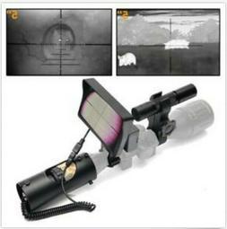 BESTSIGHT DIY Digital Night Vision Scope for Rifle Hunting w