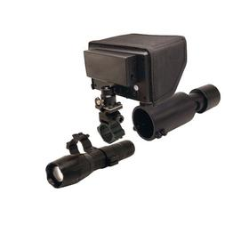 DIY Night Vision Scope for Rifle Scope with Screen Hood Brig