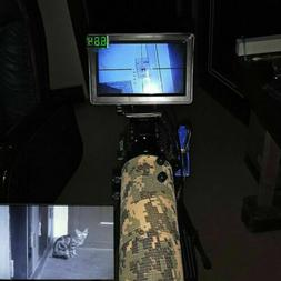 DIY Riflescope Auxiliary Add on Night Vision Scope Lens w/ I