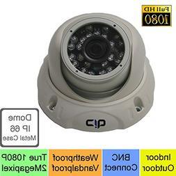 CIB True HD 1080P 2-Megapixel HD Dome Cameras, AHD System, B