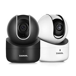 ANNKE  720p HD Dome Camera Baby Monitor, 1.0MP Pan&Tilt Wire