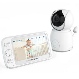Dragon Touch DT50 Wireless Night Vision Video Baby Monitor L