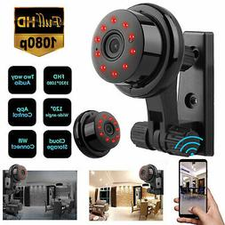 1080P HD Wireless WIFI IP CCTV Camera Smart Home Security Ni