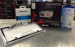 Kenwood eXcelon DNN991HD 6.95 Inch Touchscreen AV Navigation