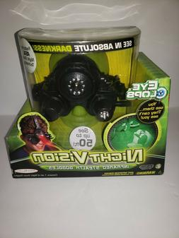 eye clops night vision infrared stealth goggles