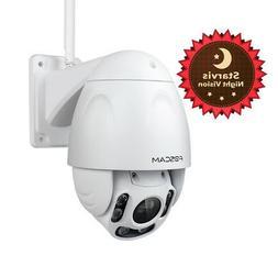 Foscam FI9900P Outdoor HD 1080P Wireless Plug and Play IP Ca