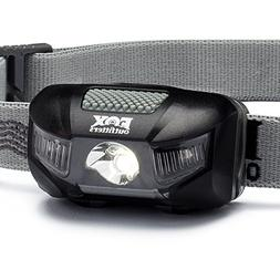 Firefly LED Headlamp - 115 Max Lumens, Super Wide Angle Beam