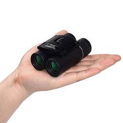 Asobilor 8x21 Binoculars Low Light Night Vision Opera Glasse