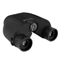 Vanzon 10x25 Folding High Powered Binoculars With Weak Light