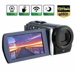 "FULL HD 1080P 16MP 3""LCD 16X ZOOM Night Vision Digital Video"