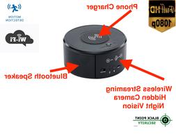 Full HD WIFI Wireless Night Vision Spy Hidden Camera Charger