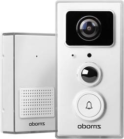 Zmodo Smart Video Doorbell/Door Chime with 1080p Full HD WiF