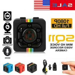 HD 1080 COP CAM Security Camera 32GB Card Motion Detection N