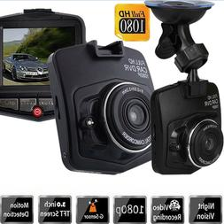 HD 1080P Car DVR Dash Camera Vehicle Video Recorder Dash Cam