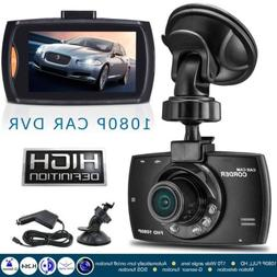 HD 1080P Car DVR Vehicle Camera Video Recorder Dash Cam Nigh