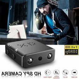 HD 1080P Mini Spy Hidden Camera Security Cam DVR Night Visio