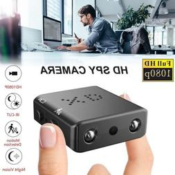 HD 1080P Mini Spy Hidden Camera Security Cam DVR Night Visio