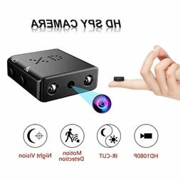 HD 1080P Sport Hidden Mini Micro Camera Spy Night Vision Sec