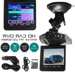 HD 1080P Vehicle Dash Cam Car Video Recorder Camera DVR Nigh